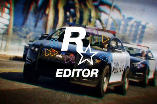 No Rockstar Editor Restrictions